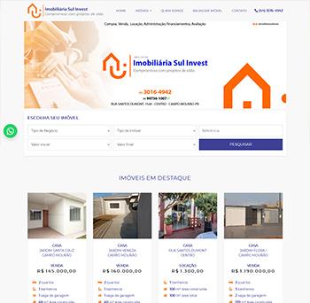 Imobiliária Sul Invest